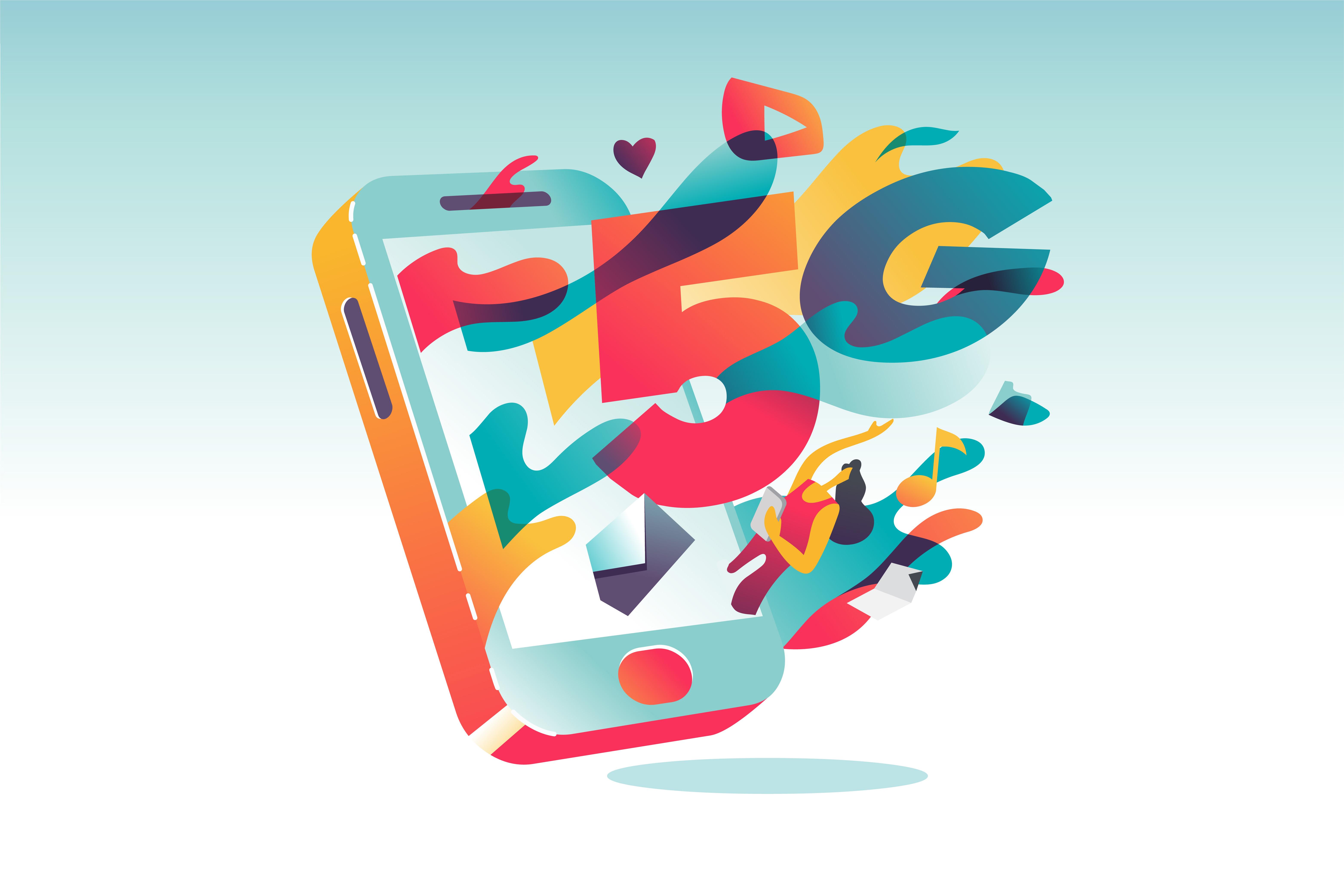 El futuro audiovisual va de la mano del 5G