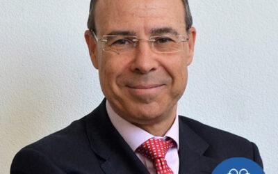 Enrique J. Gómez Aguilera, presidente de la Sociedad Española de Ingeniería Biomédica