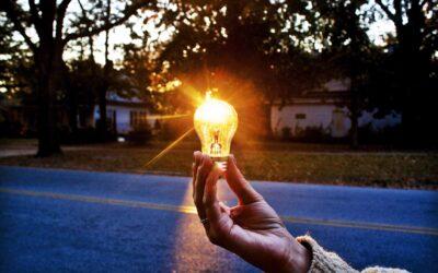 ¿Consume mucho dejar la luz encendida?